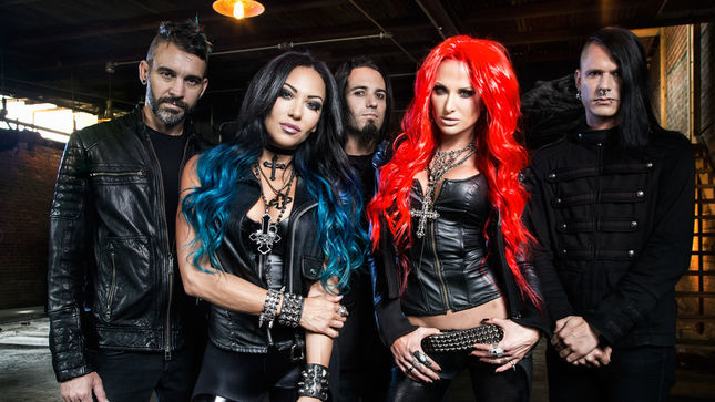 58d77a3d butcher babies check in from the studio first demo track unveiled image