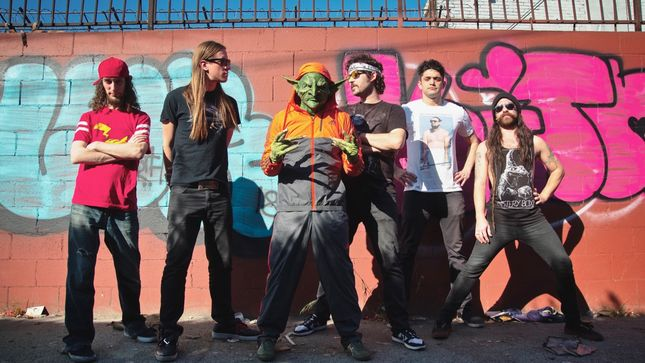 5a982115 nekrogoblikon to release welcome to bonkers album in april the skin thief track streaming image