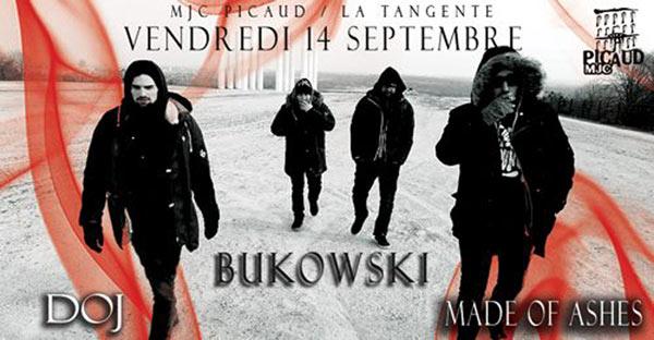 Bukowski made of ashes d 3942000072204650621