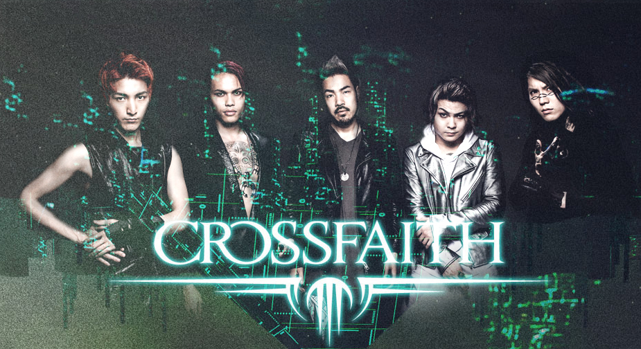 Crossfaith xeno group