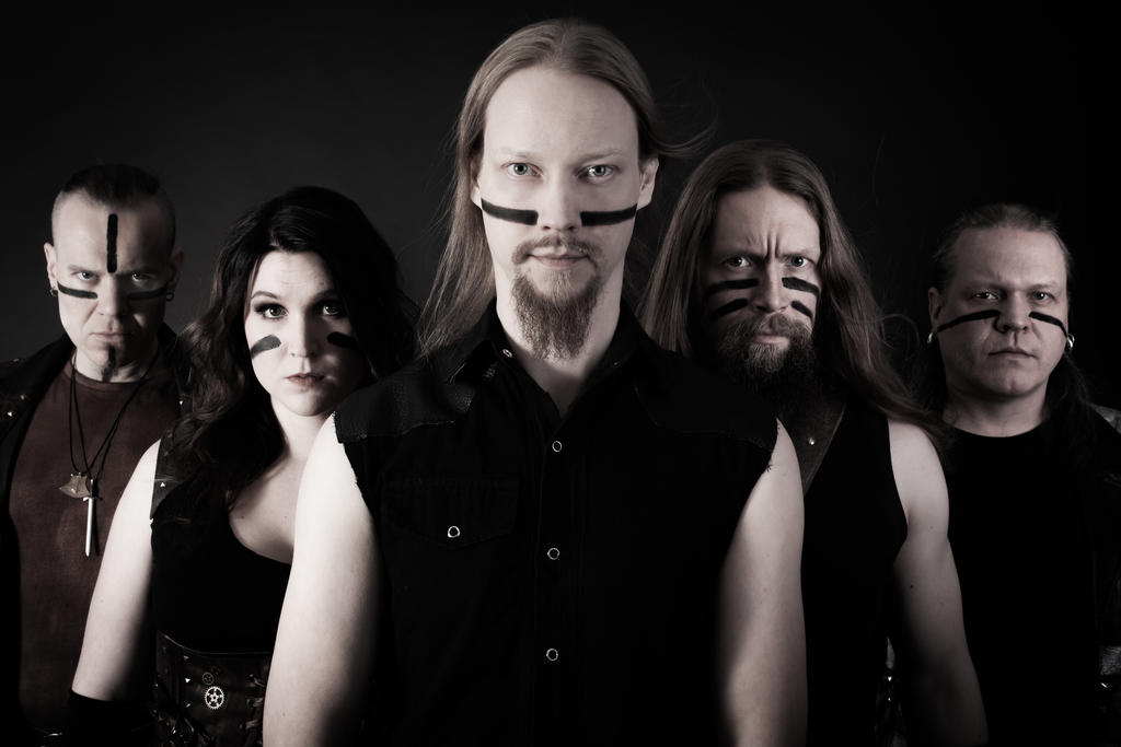 Ensiferum band 2017