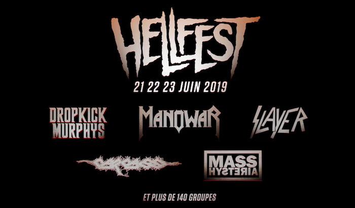 Hellfest 2019 5 1er noms