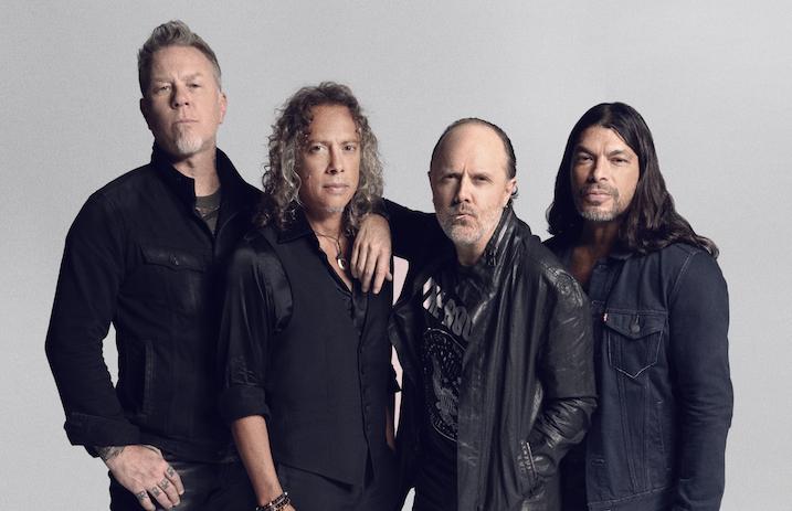 Metallica 2016 1