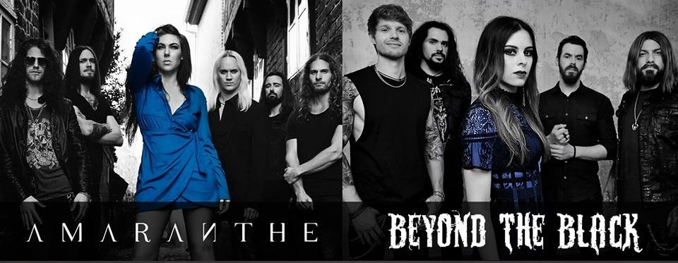 Amaranthe beyond the black 2020