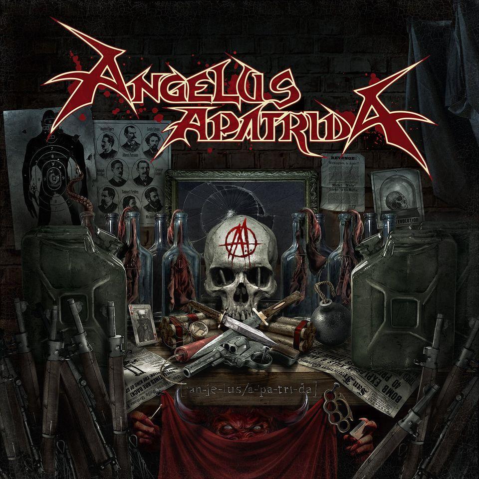 Angelus apatrida self tilted