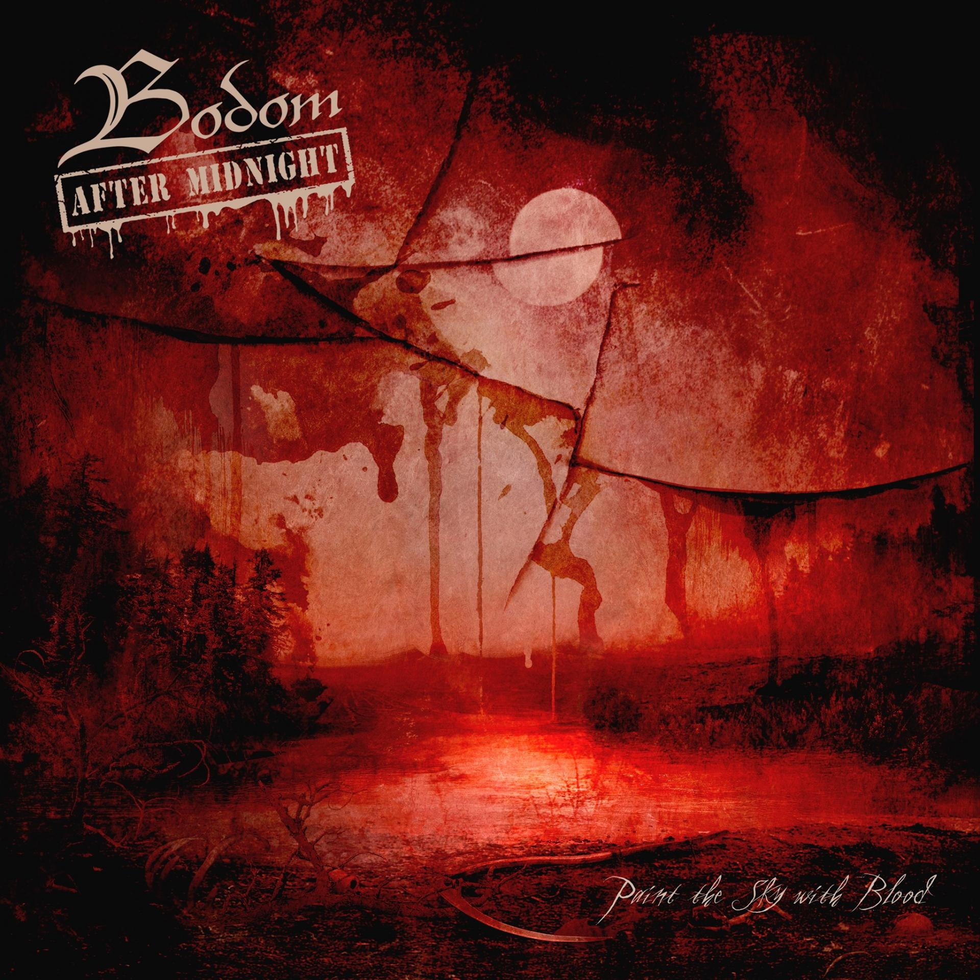 Bam paint the sky with blood 1