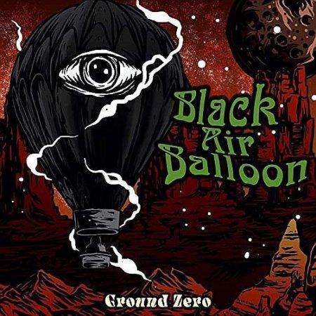 Black air balloon
