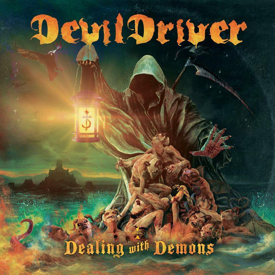 Dealing with demons i devildriver