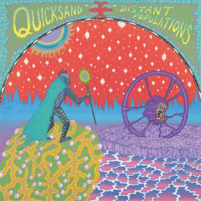 Distant populations quicksand