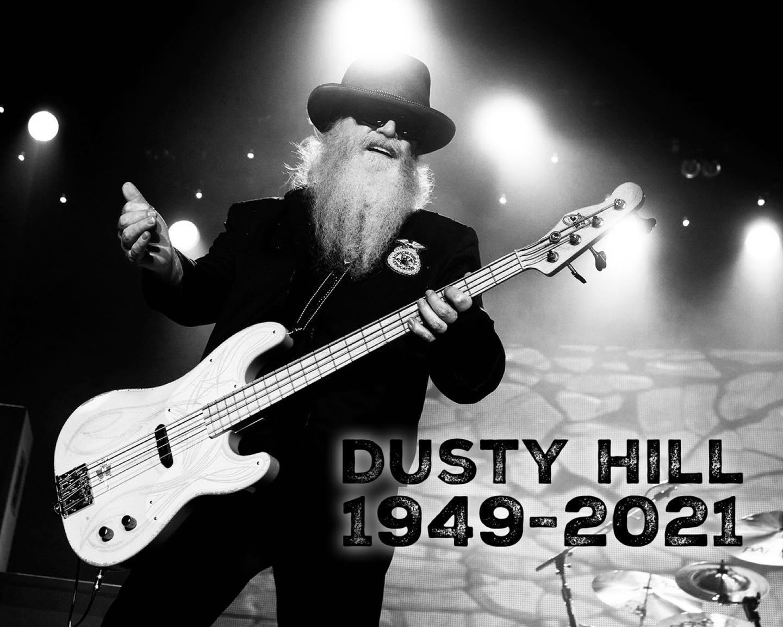 Dusty hill 1949 2021