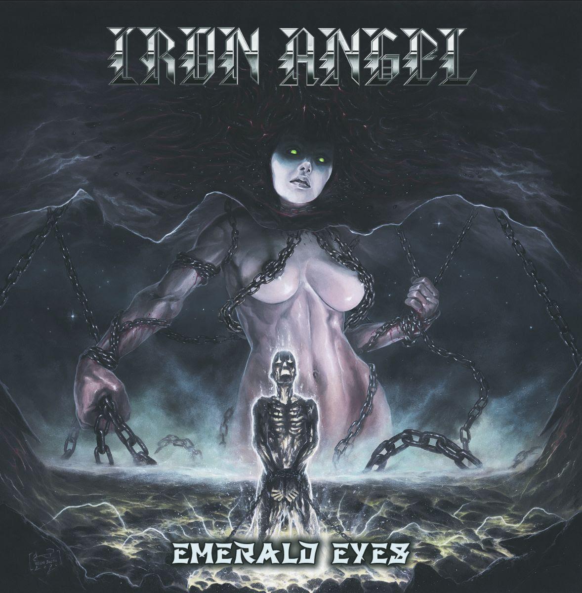 Emerald eyes iron angel