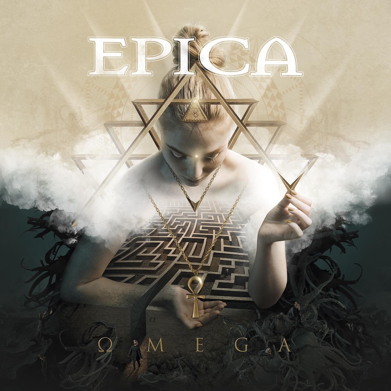 Epica omega artwork