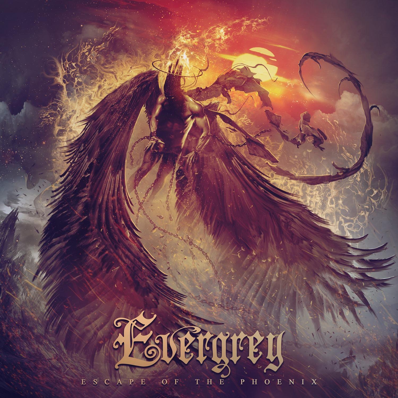 Escape of the phoenix evergrey