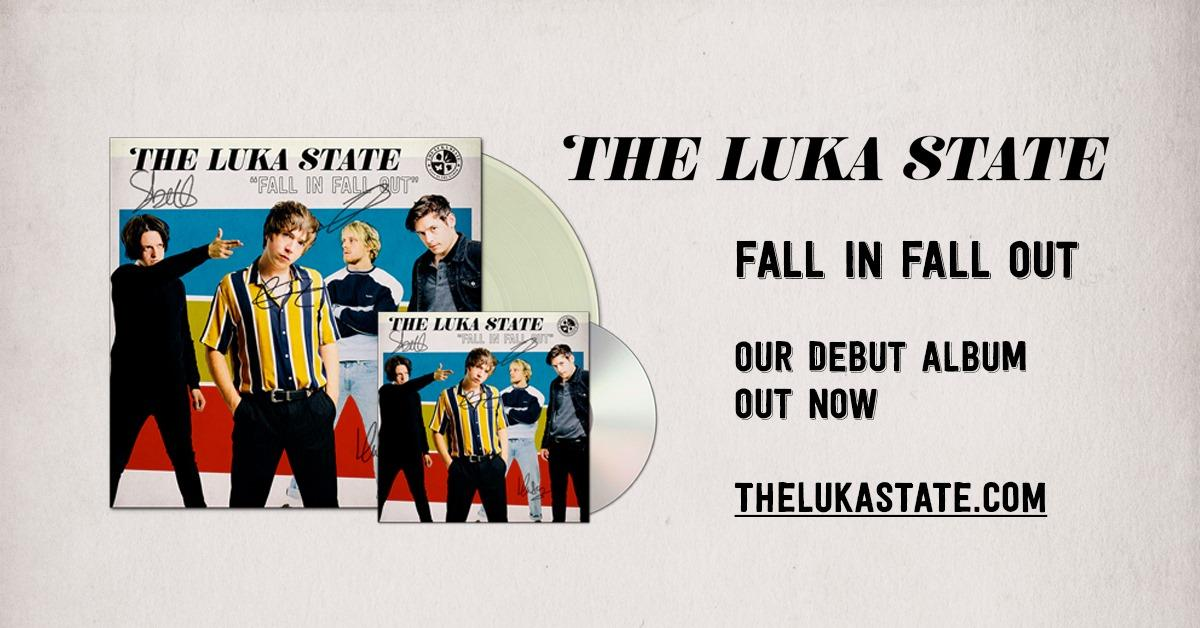 Fall in fall out the luka state