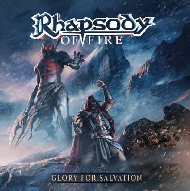Glory for salvation rof