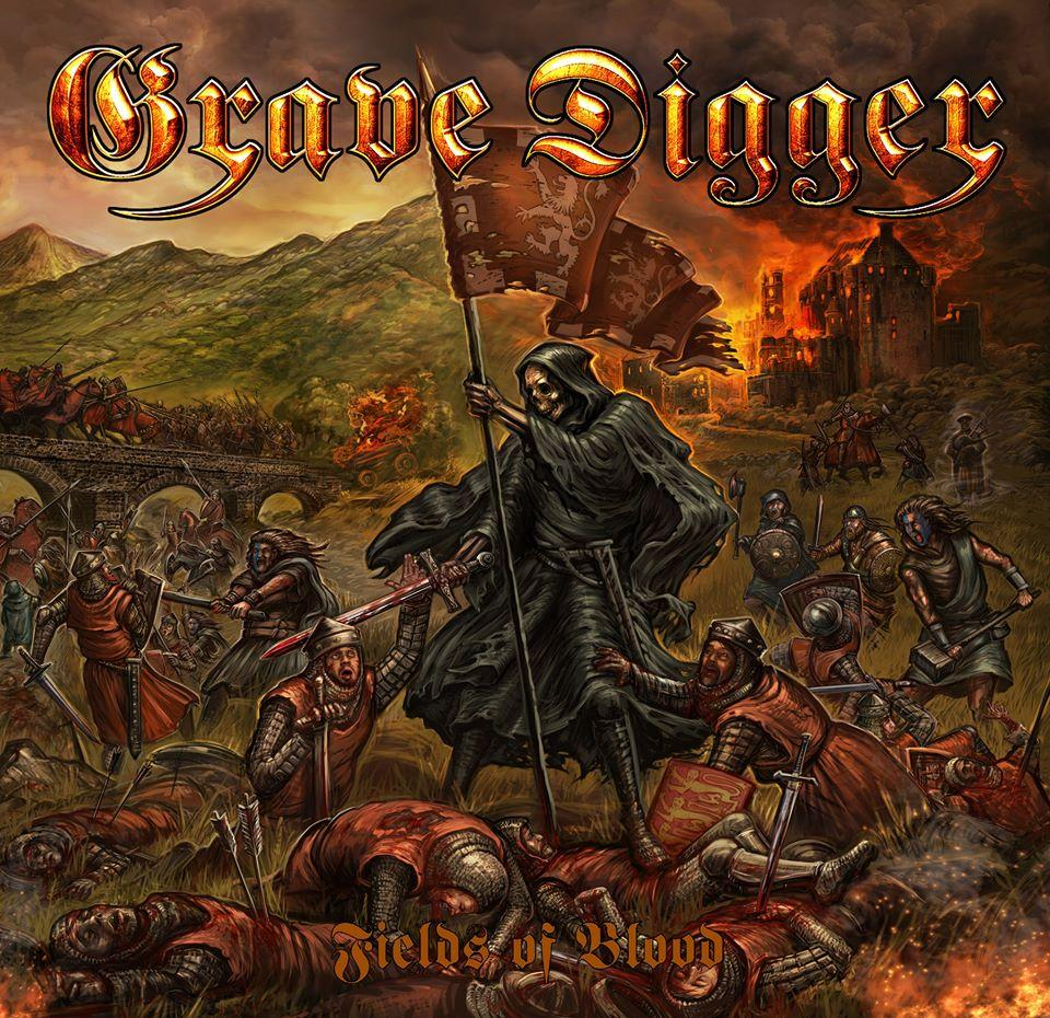 Grave digger fields of blood