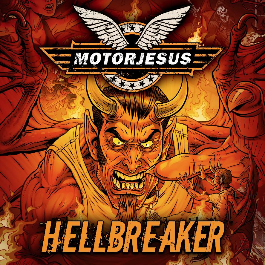 Hellbreaker motorjesus