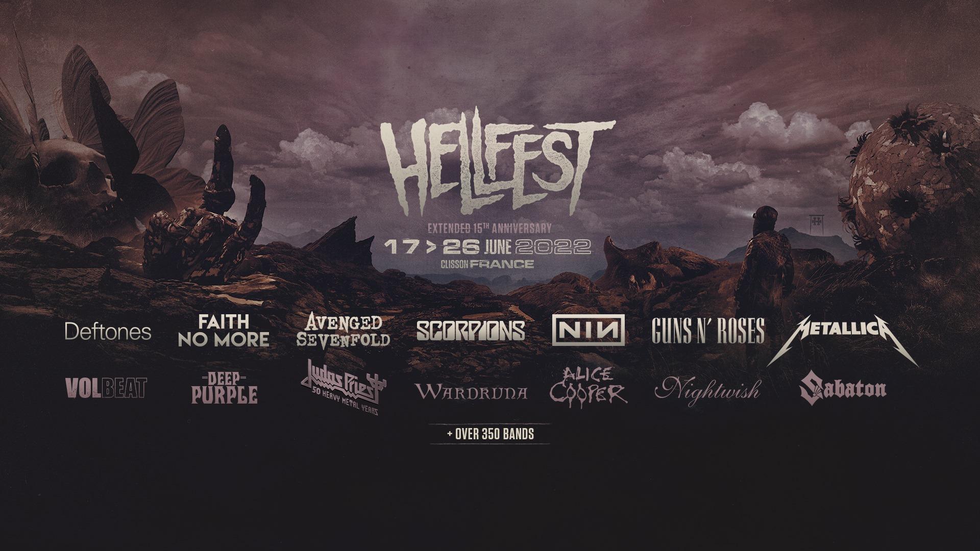 Hellfest 2022 official ban