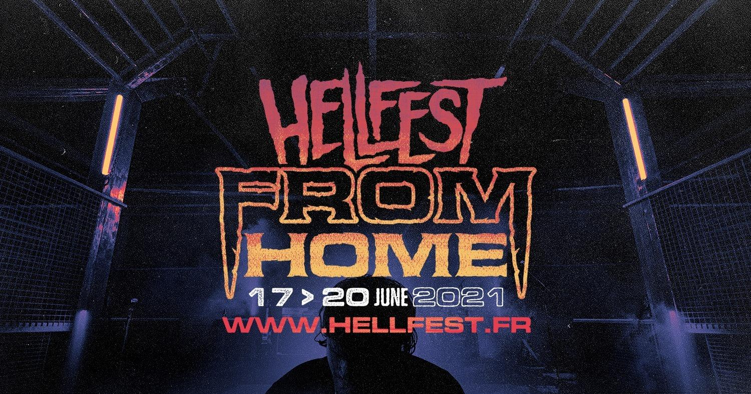 Hellfest from home 2021
