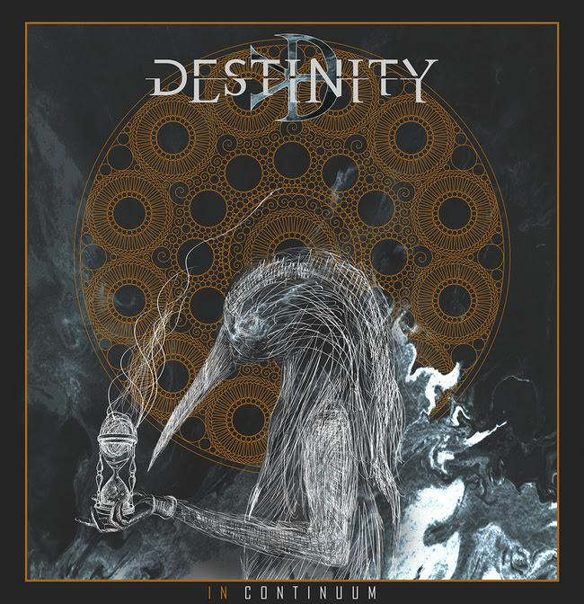 In continuum destinity