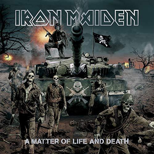 Iron maiden amflad r