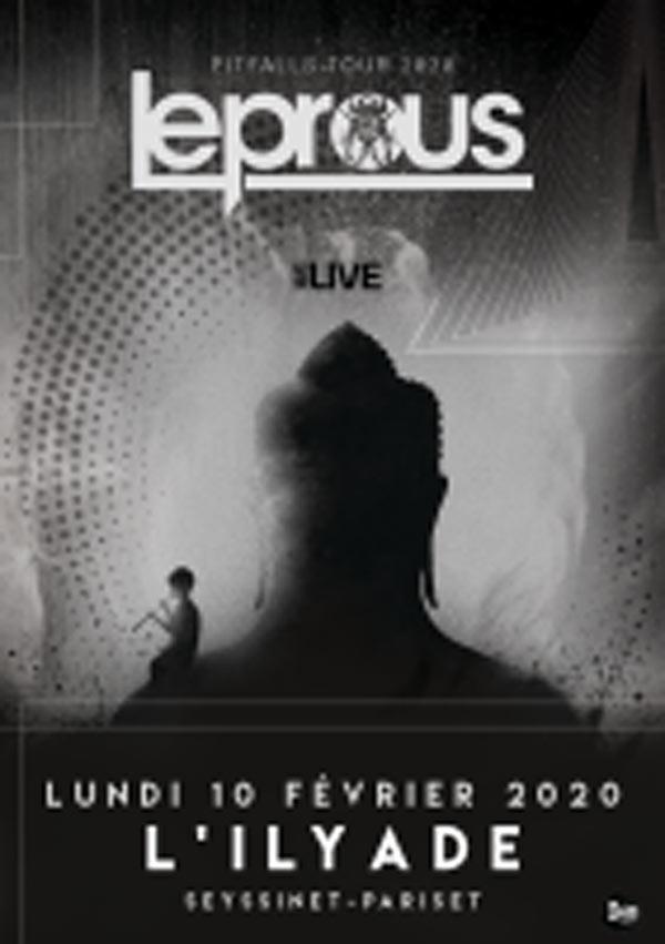 Leprous 4272553348141815249