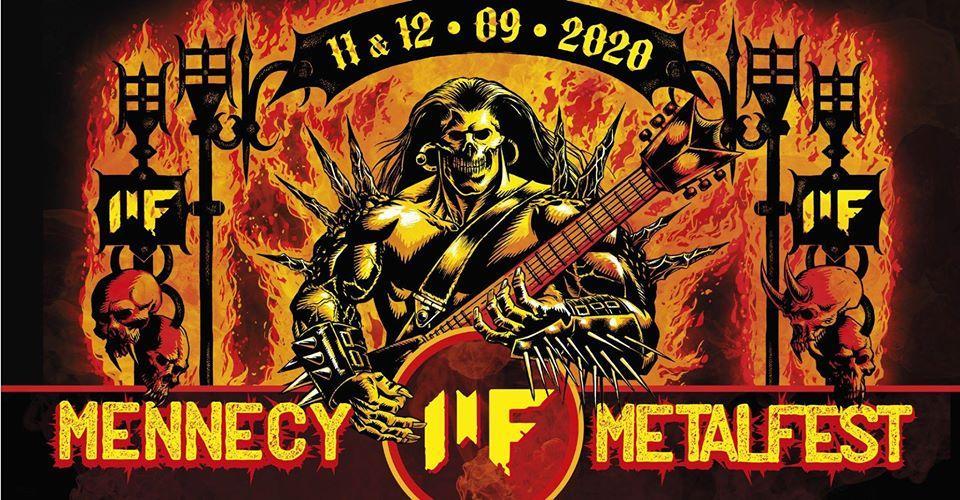 Mennecy metal fest 2020