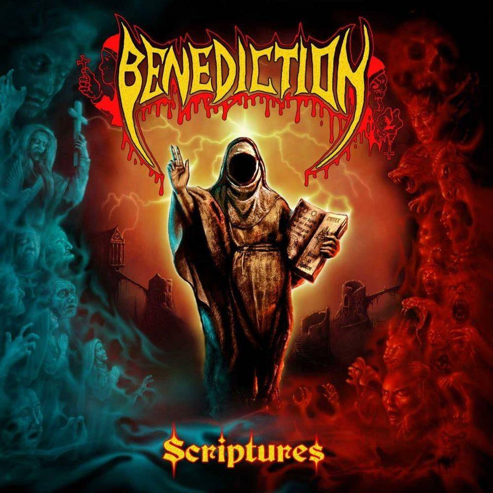 Scriptures benediction