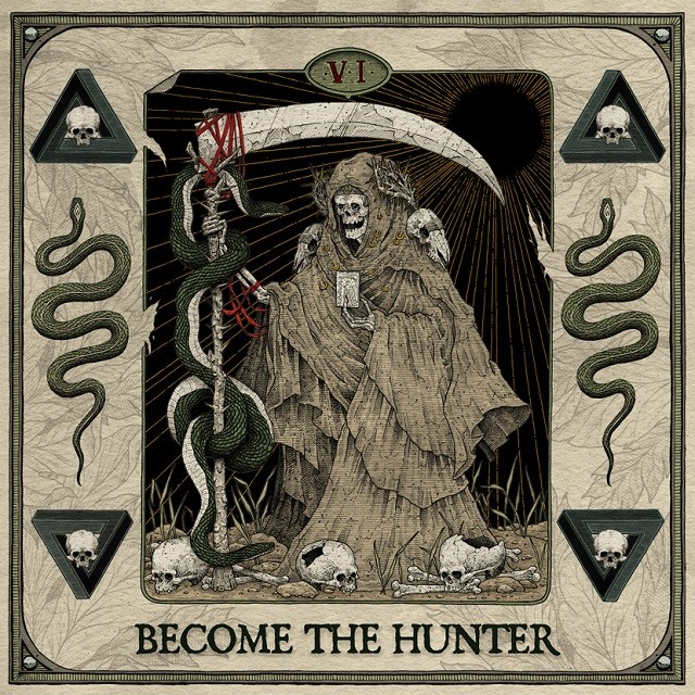 Suicide silence become the hunter