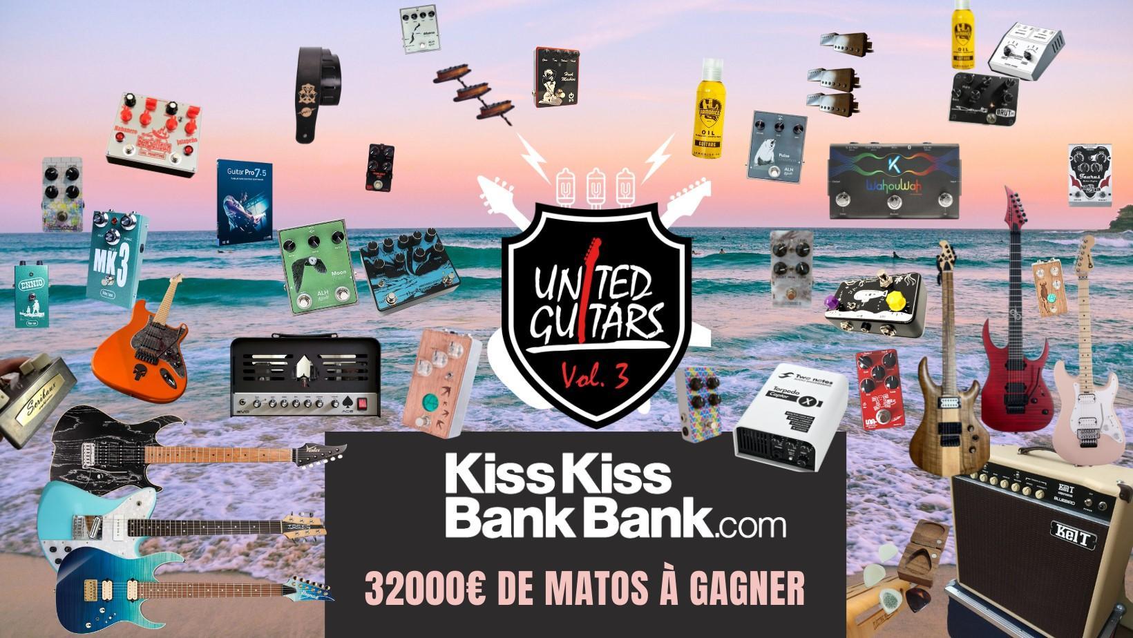 United guitars 2021 kkbb