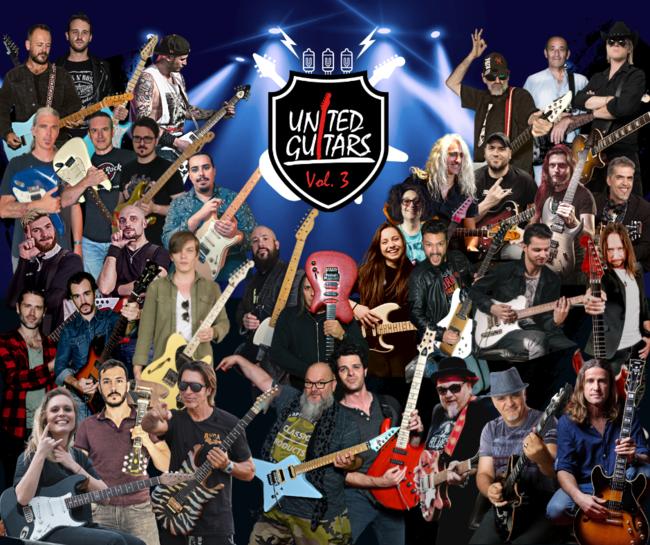 United guitars vol 3