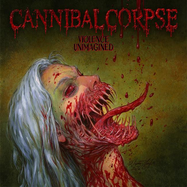 Violence unimagined cannibal corpse