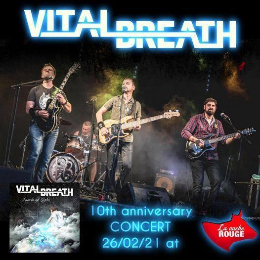 Vital breath livestream 10th anniversary