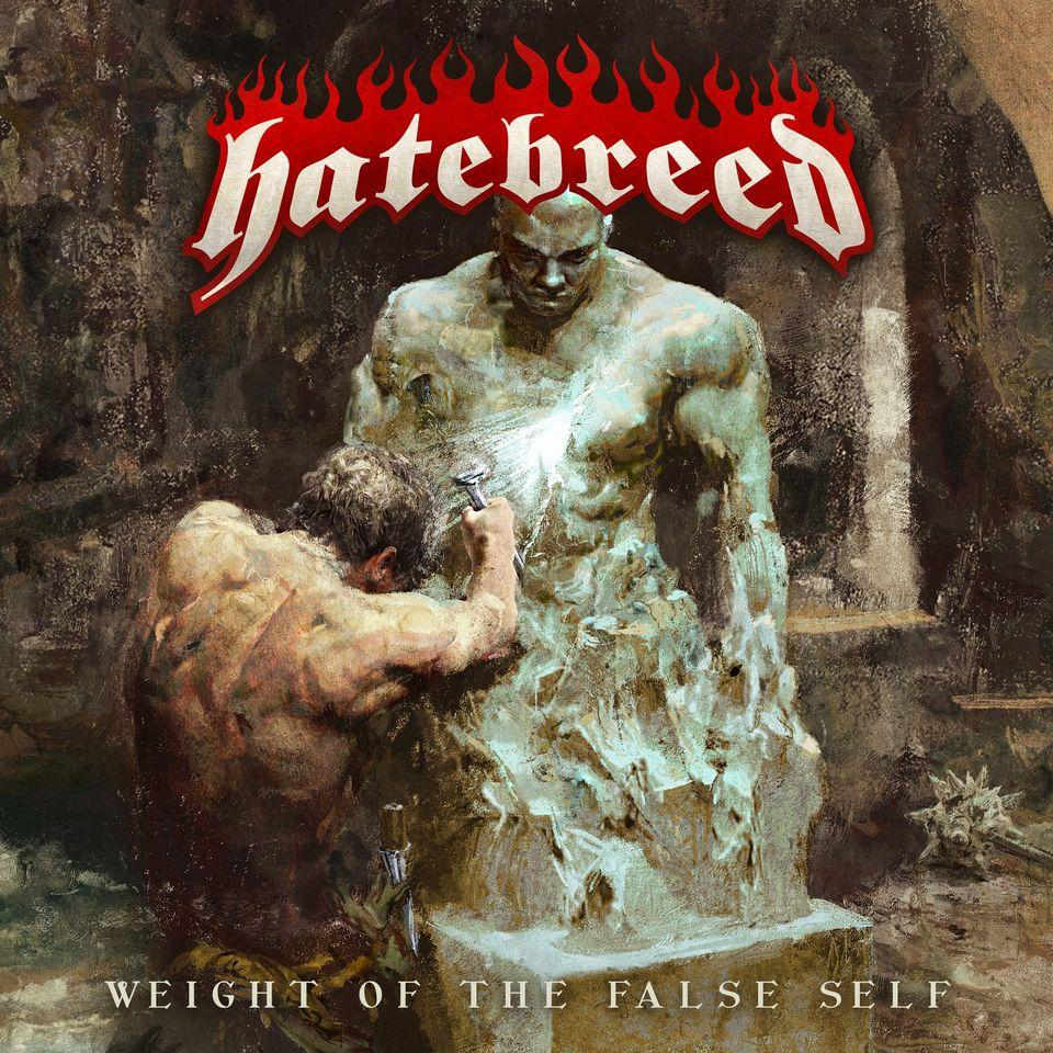 Weight to the false self hatebreed