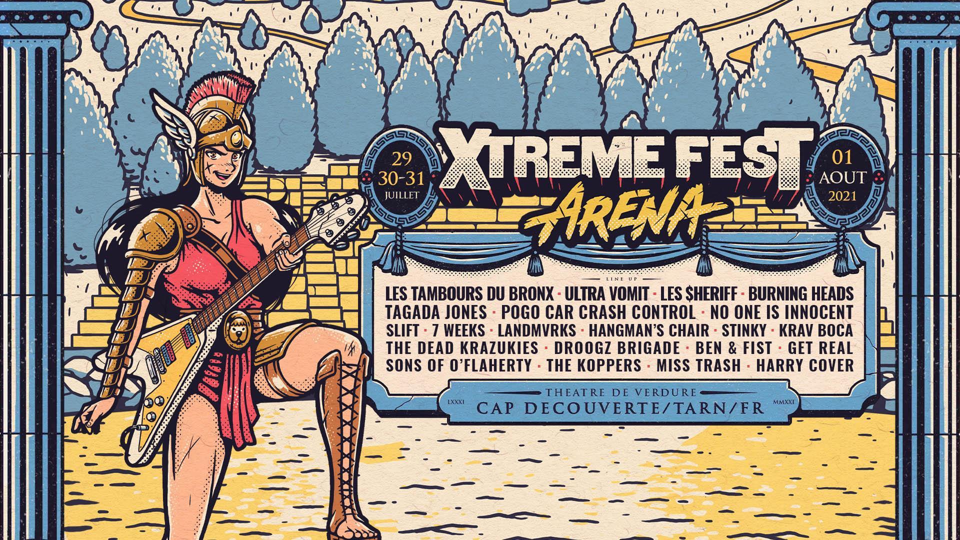 Xtreme fest arena 2021